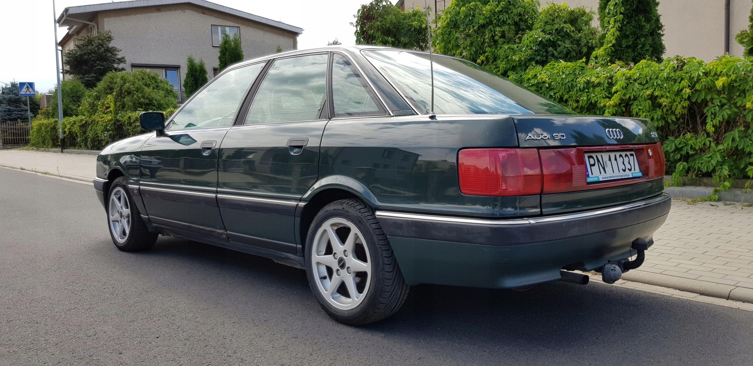 Audi 90 2,3