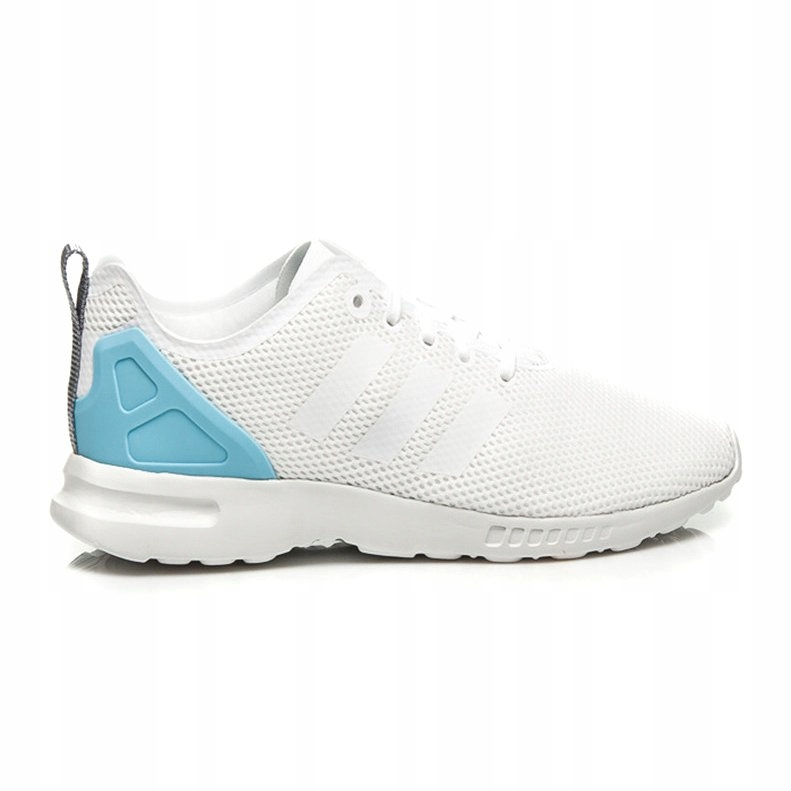 później zniżki z fabryki wyprzedaż hurtowa Adidas Sportowe Damskie Białe Niebieskie r.36,5 - 7681751103 ...