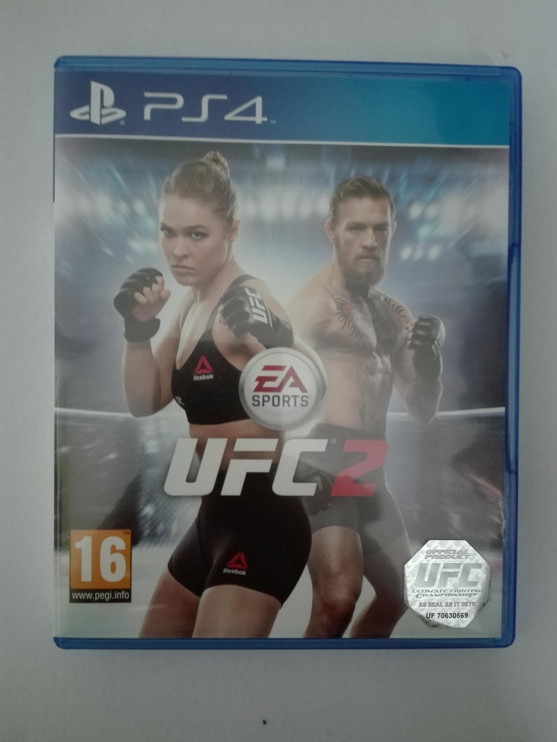Okazja Ufc 2 Ea Sports Ps4 Playstation 4 7204102525 Oficjalne Sony