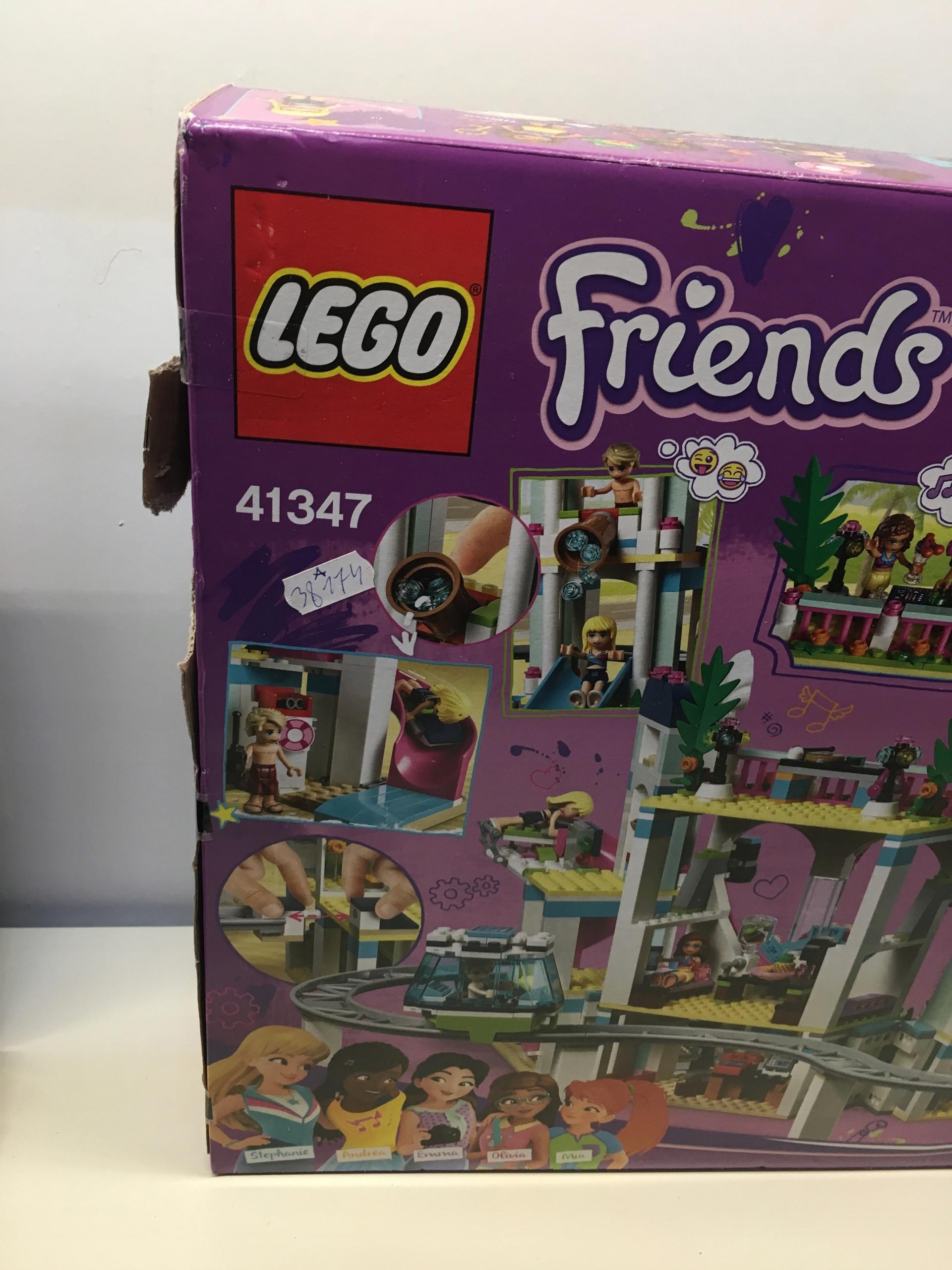 Lego Friends Kurort W Heartlake 41347 38174z 7573956042