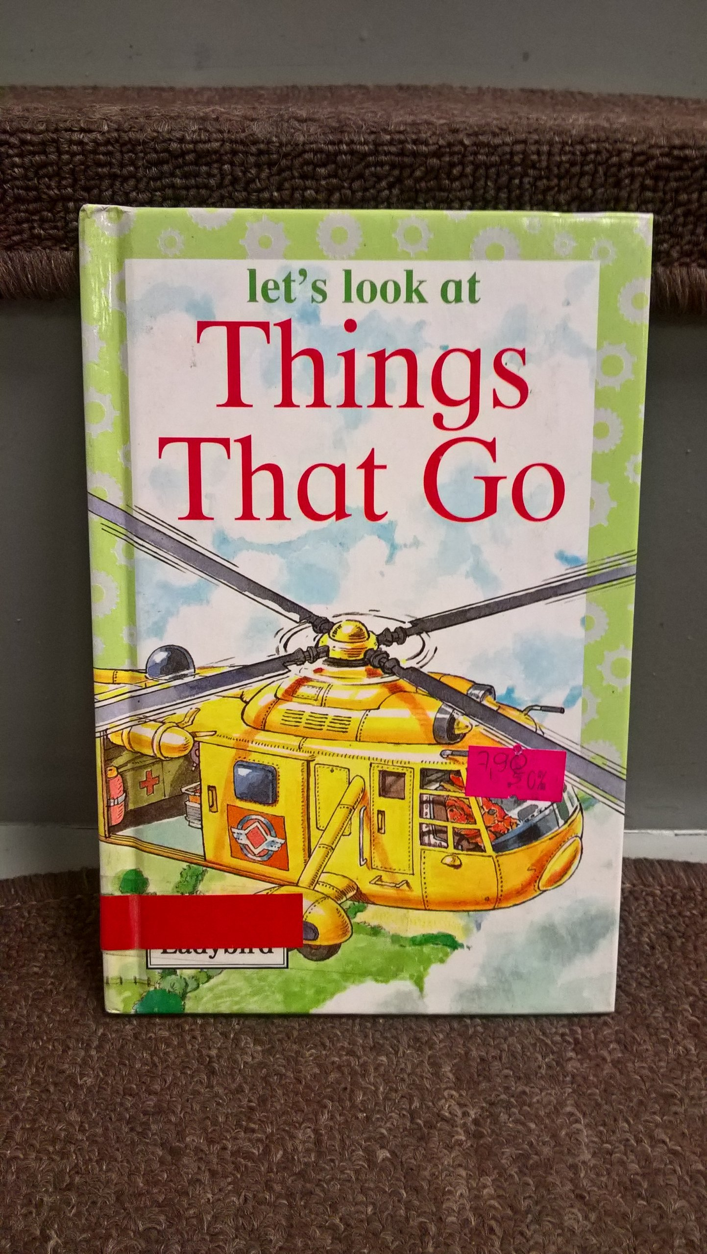 Ladybird - Let's look at THINGS THAT GO
