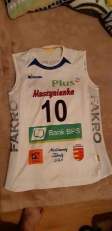 Koszulka siatkarska Joanna Mirek MKS MUSZYNA