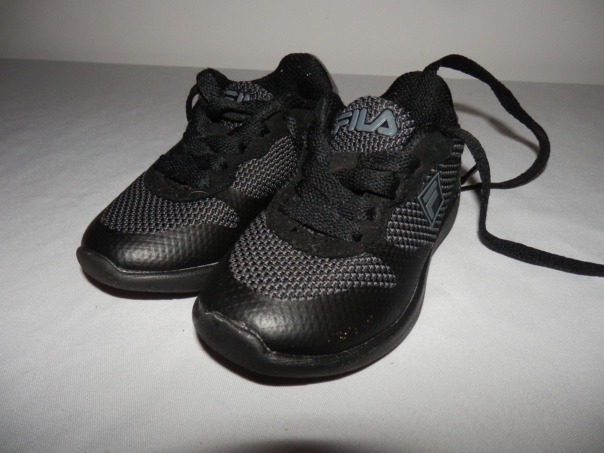 Buty adidasy czarne FILA rozmiar 22 6924420236 oficjalne
