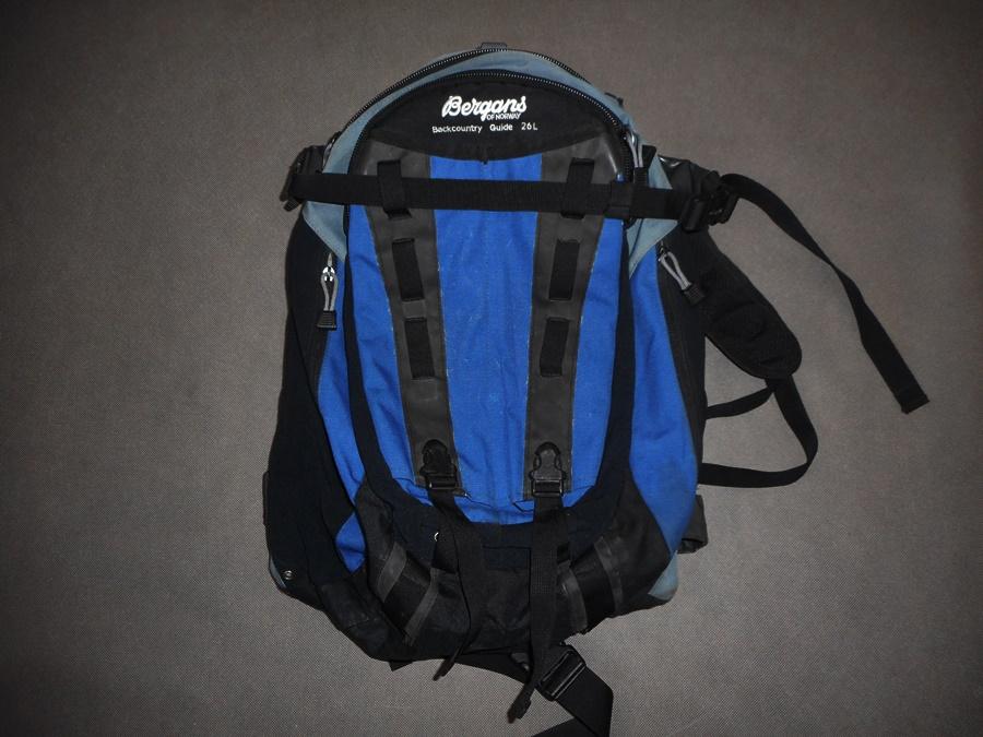Bergans backcountry guide 30l 4523 online günstig kaufen | bergans.