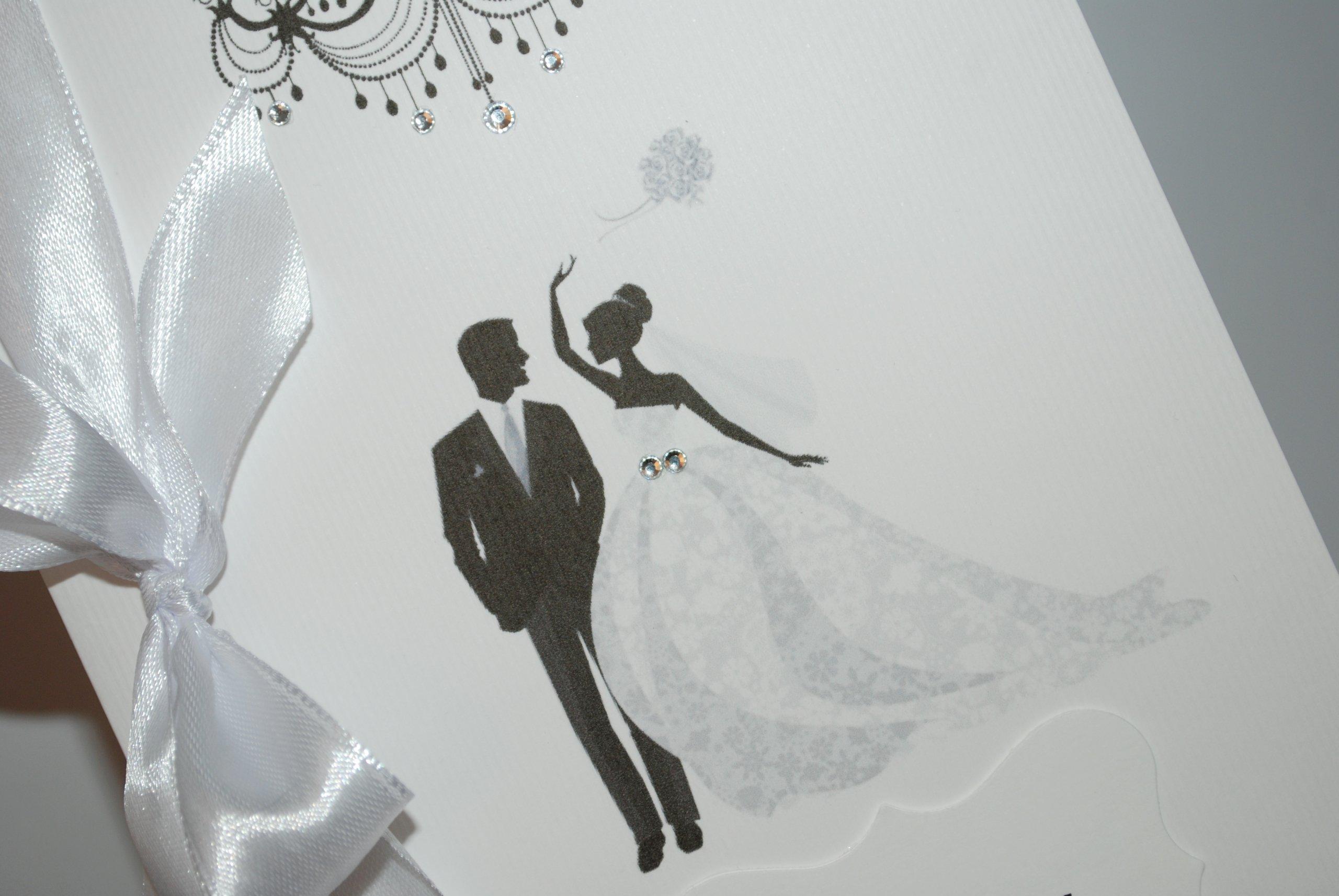 Kartka Kartki ślubne Na Wesele W Języku Angielskim 6919846104