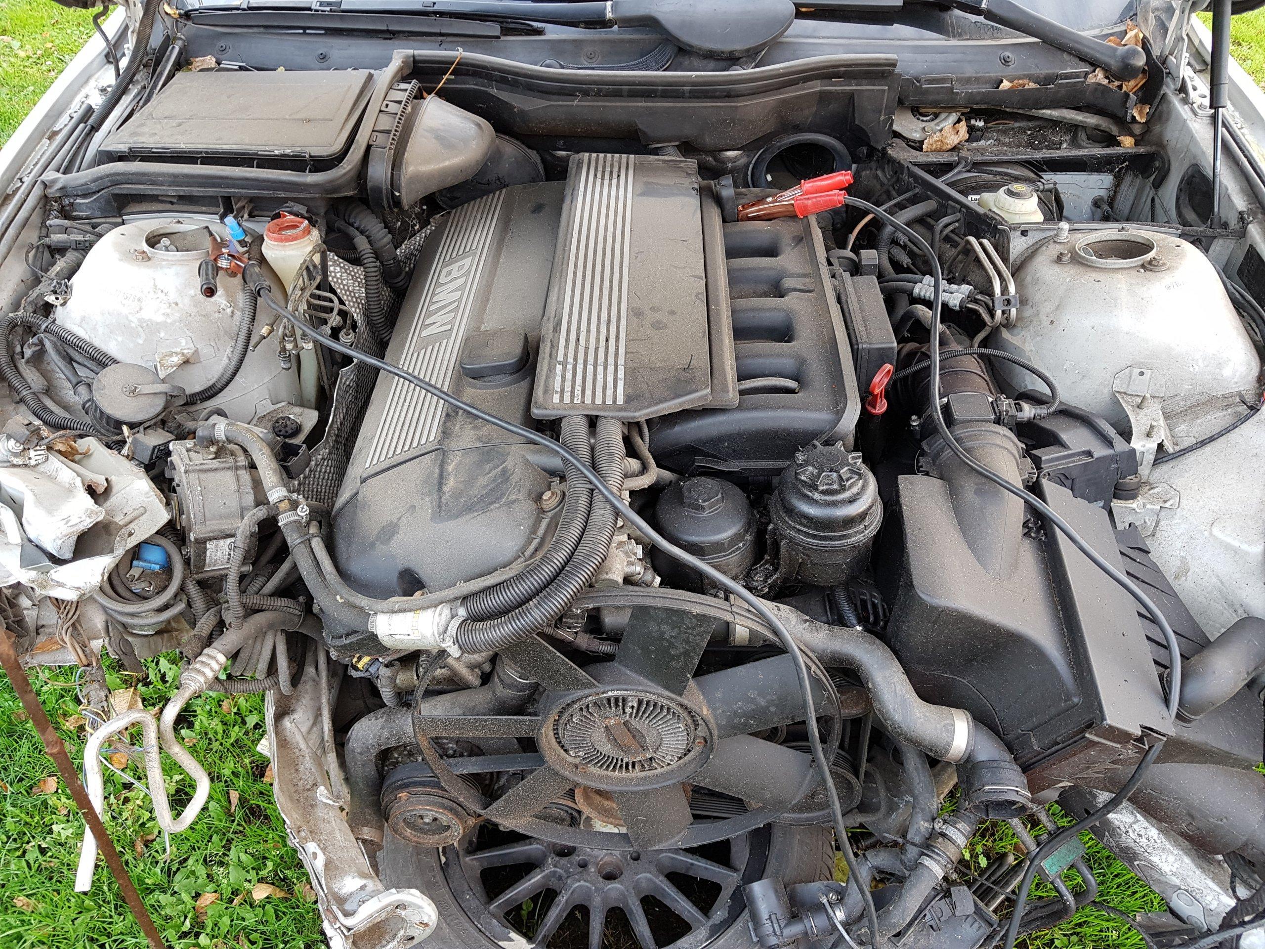 Unikalne BMW E39 Instalacja gazowa M52 523i 528i LPG STAG - 7266975137 QL86