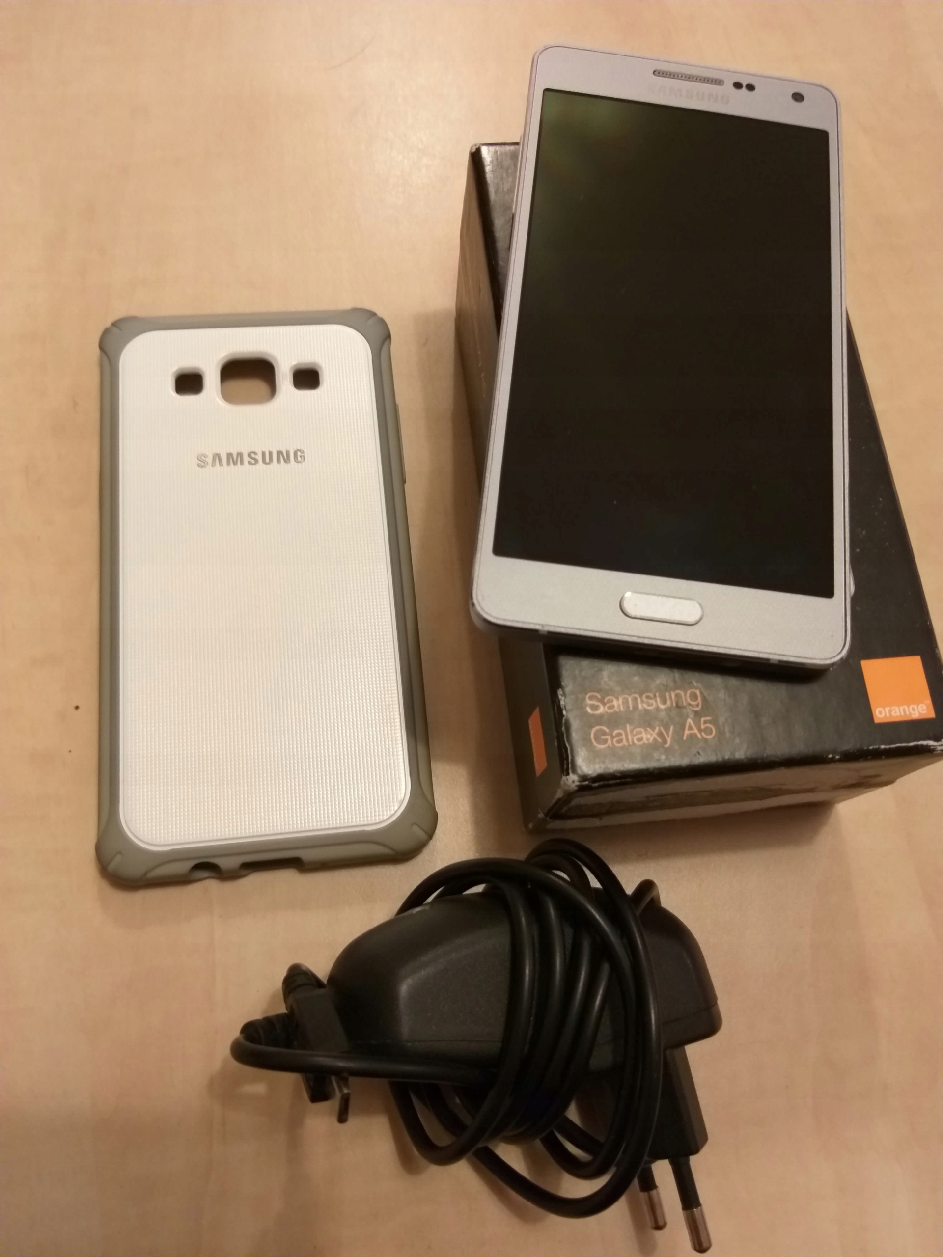 Inne rodzaje Sprzedam telefon Samsung A5 (2015) SM-A500FU - 7587205950 DX83