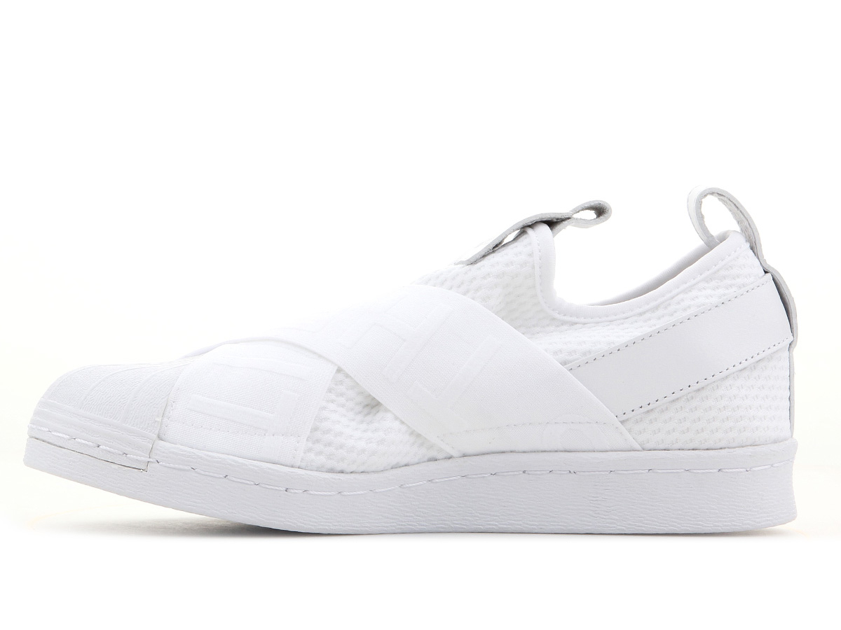 the best attitude be37c 6e7fe Buty Adidas Superstar Slip-On CQ2381 r.EU 38 - 7362767145 ...