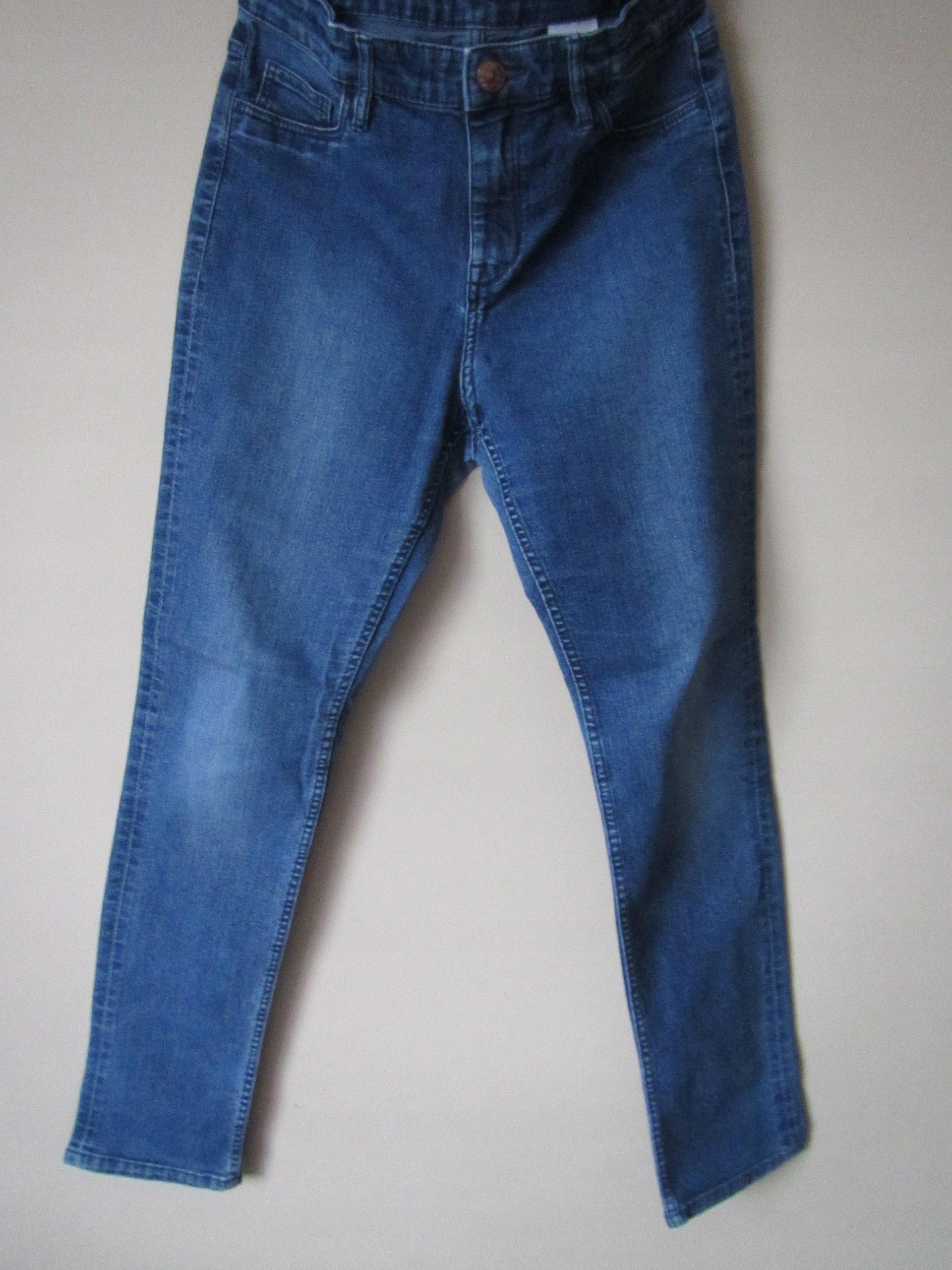 95be90021be5 Spodnie jeansy H M r.146 (10-11 lat) +legginsy - 7569395750 ...