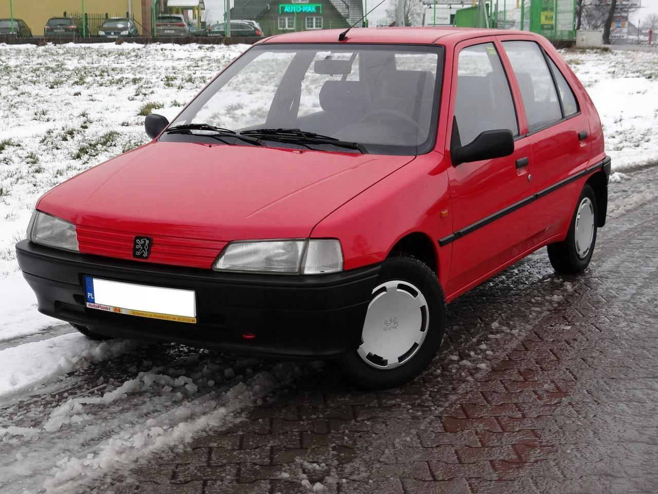 Peugeot 106 Salonowy Zarej.
