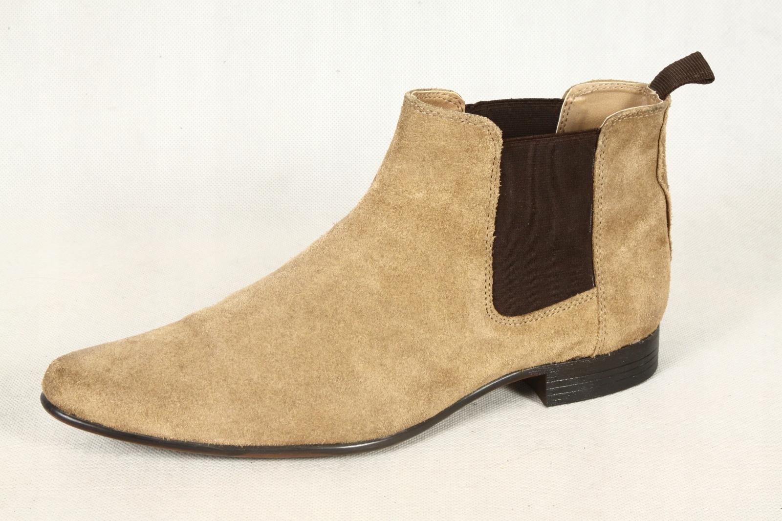 0e9efdad1dd80 ECCO zara buty skórzane sztyblety zamszowe 43- 44 - 7672094308 ...