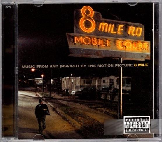 (2CD) 8 MILE +THE SHADY AFTERMATH SAMPLER   Eminem