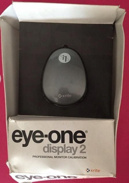 X-Rite i1 Eye-One Display 2
