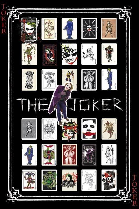 Joker Mroczny Rycerz Cytaty