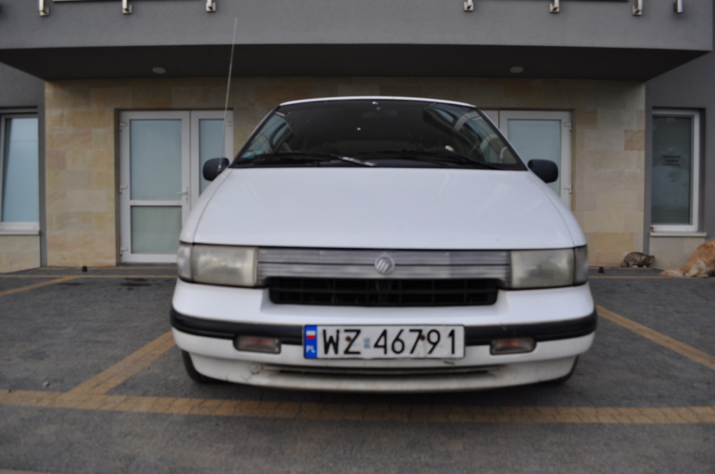 Samochód Mercury Villager 3.0 Super Oferta