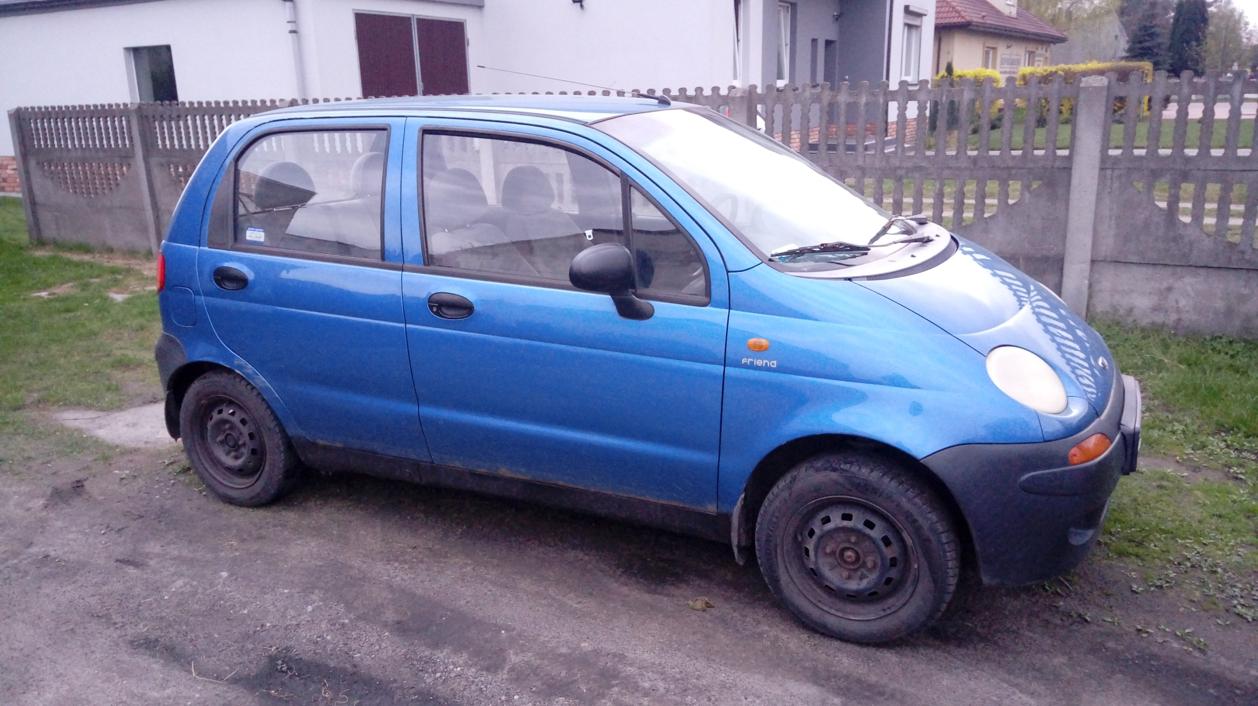 Sprzedam Daewoo Matiz 2001r