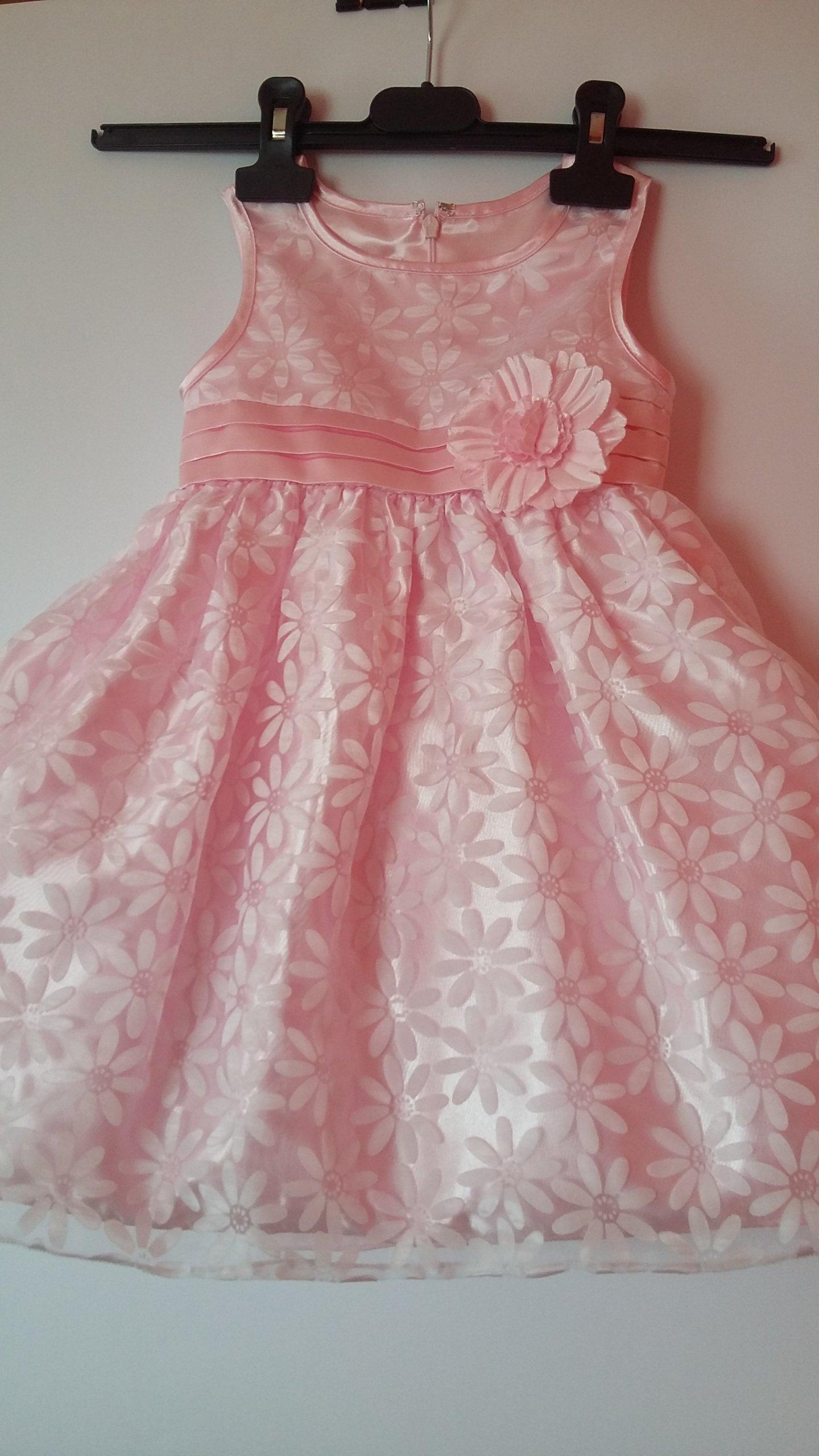 04add6e2c6 Sukienka Cinderella komunia wesele chrzest 86 92 - 7287804012 ...