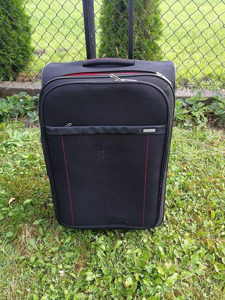 a070cc4cc5fc5 walizka miękka 60 CM SOLIDNA z ABS Top Move - 7458528445 - oficjalne ...