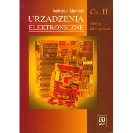 Urządzenia elektroniczne cz.II A. J. Marusak