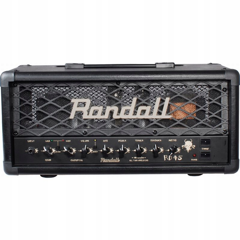 RANDALL RD45H lampowa głowa gitarowa 45W