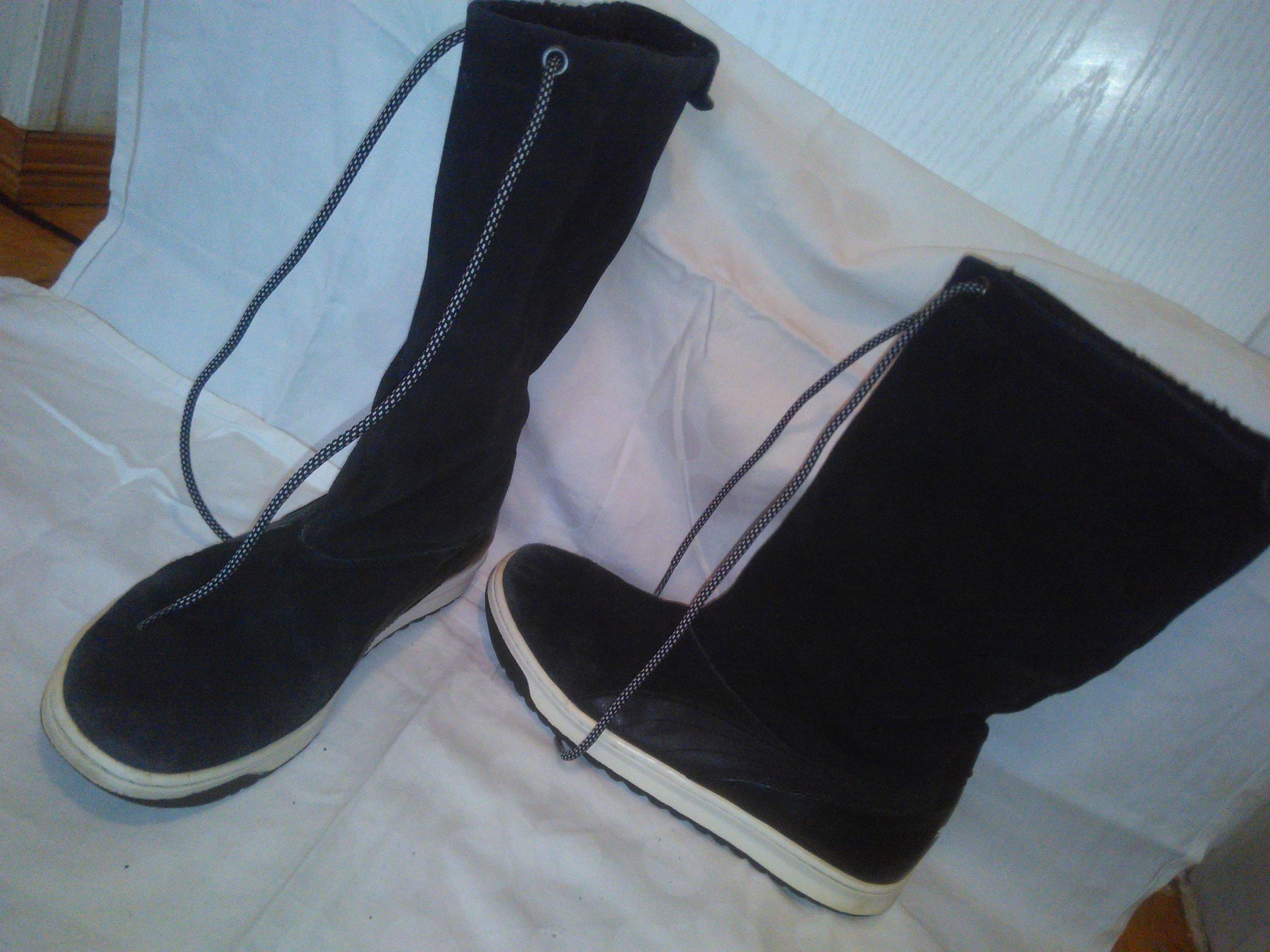 buty puma 40 25,5cm kozaki jesień zima okazja