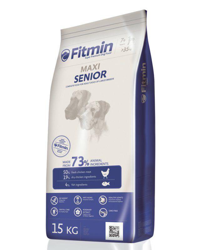 FITMIN Maxi Senior 15 kg USZKODZONY