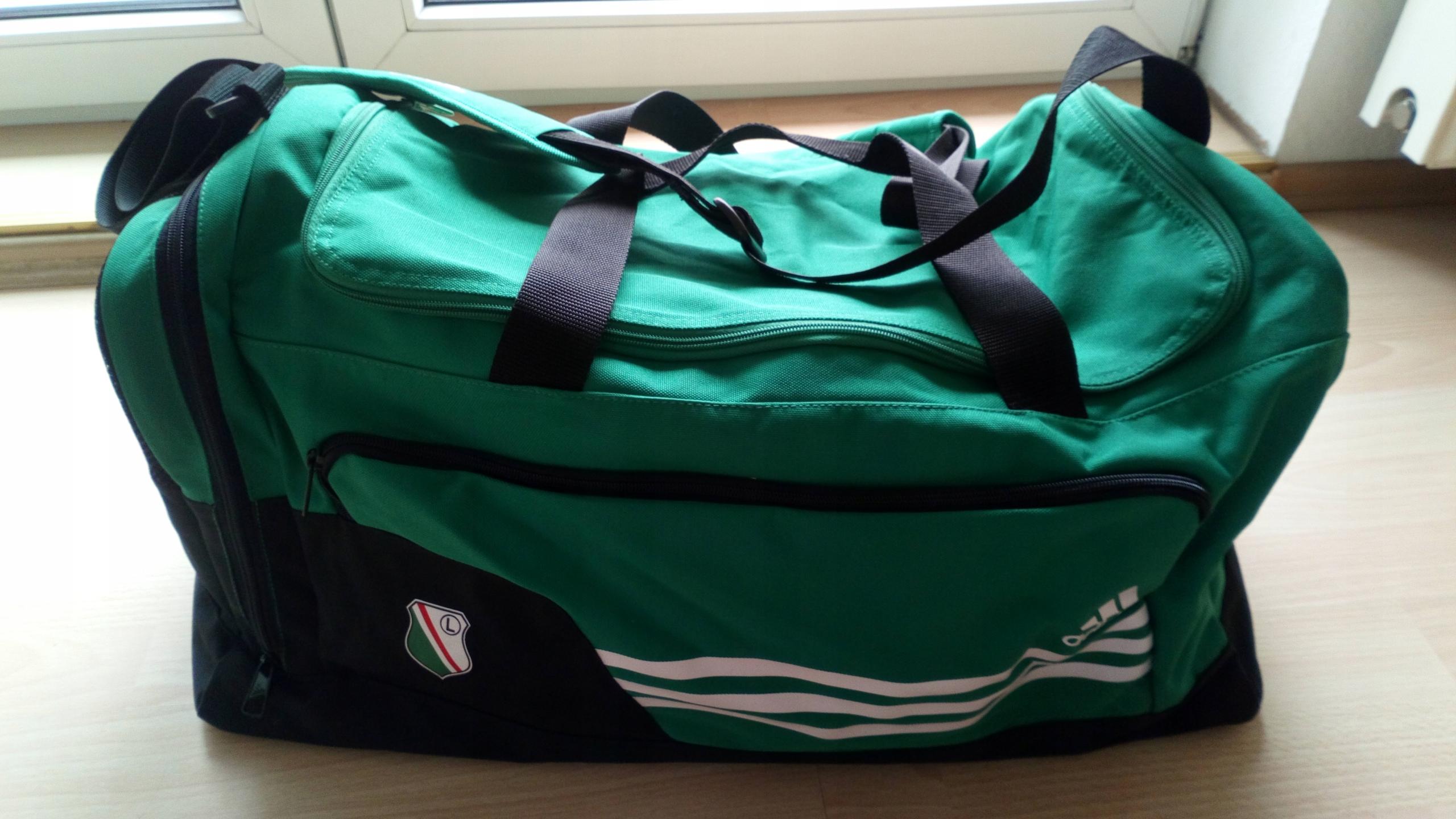 d5b8cdcd4 adidas torba sportowa Legia Warszawa - 7586121055 - oficjalne ...