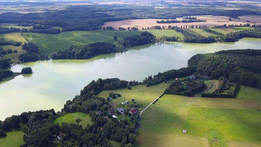Działki Budowlane nad jeziorem Jaśkowskim MAZURY