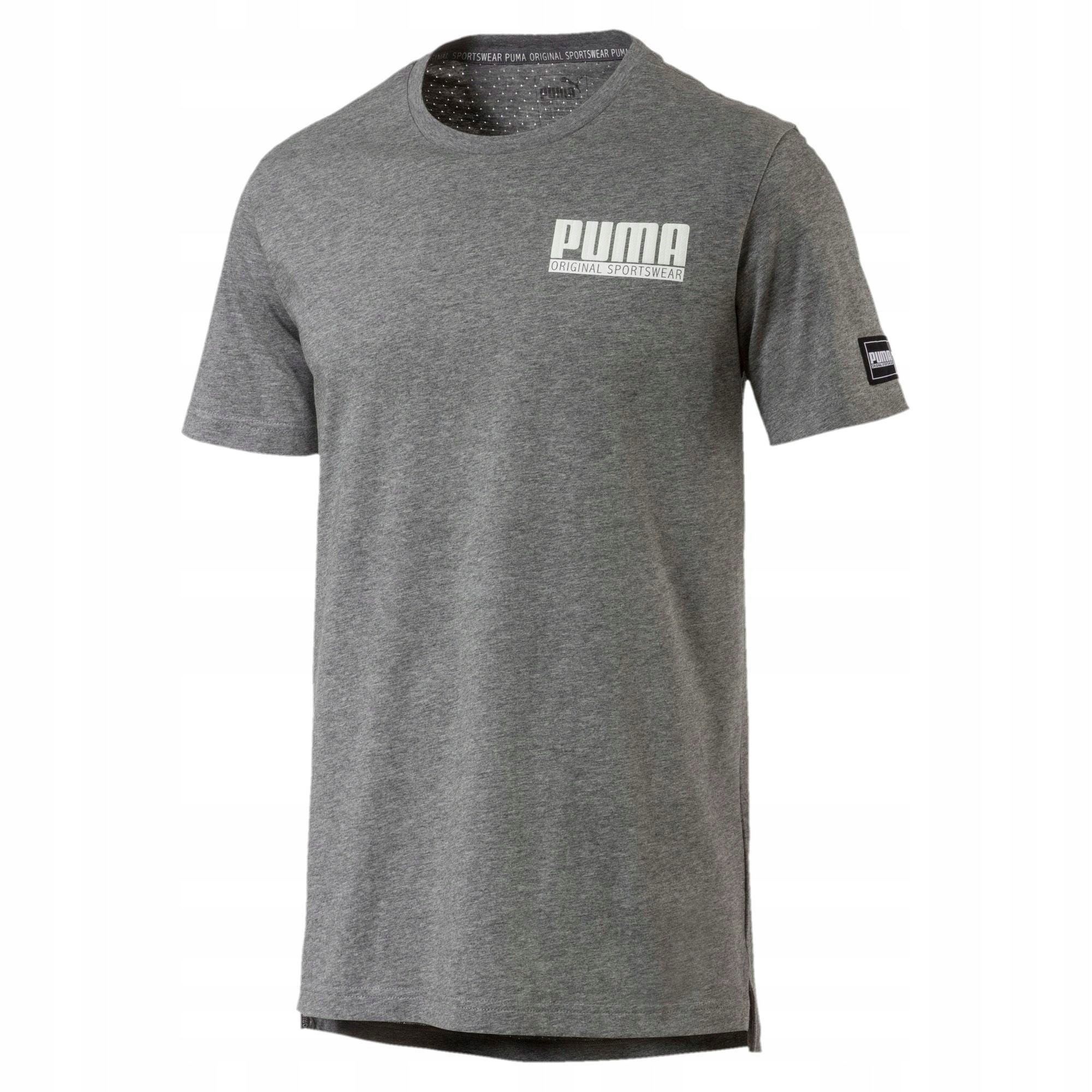 Koszulka męska Style Athletic Tee Puma (biała)