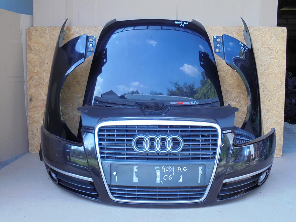 Kompletny Maska 7438390578 0 Przód Zderzak A6 C6 2 Audi Tdi kX0NwOnP8