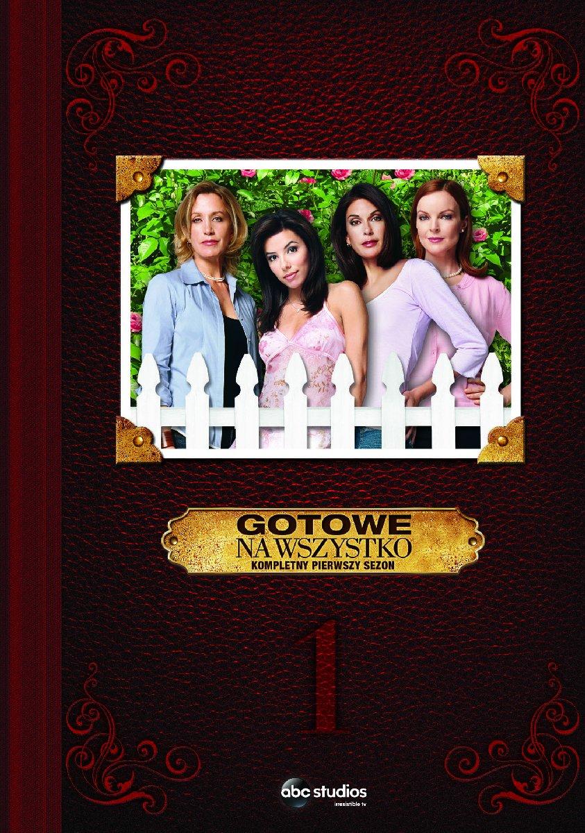 Gotowe na wszystko Sezon 1 DVD