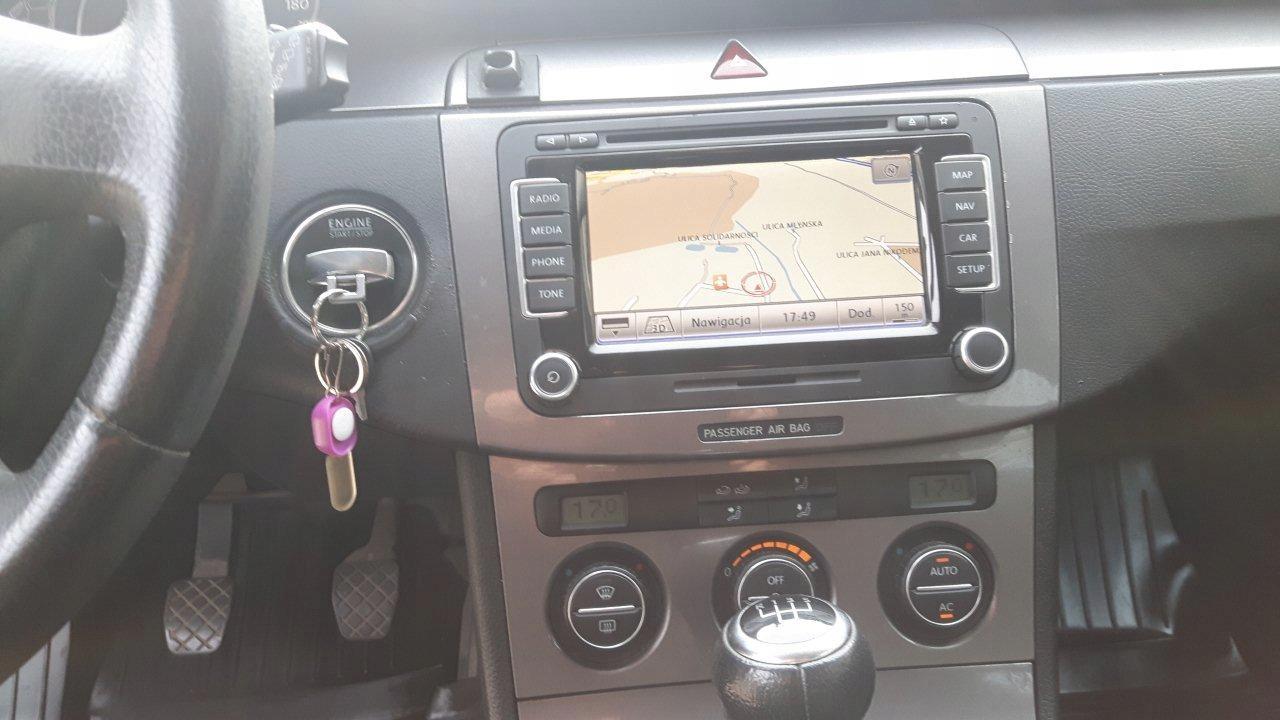 04f5f6c600 VW PassataB6 2.0 TDI BlueMot Trend PO PRZEGLĄDZIE - 7631910402 ...