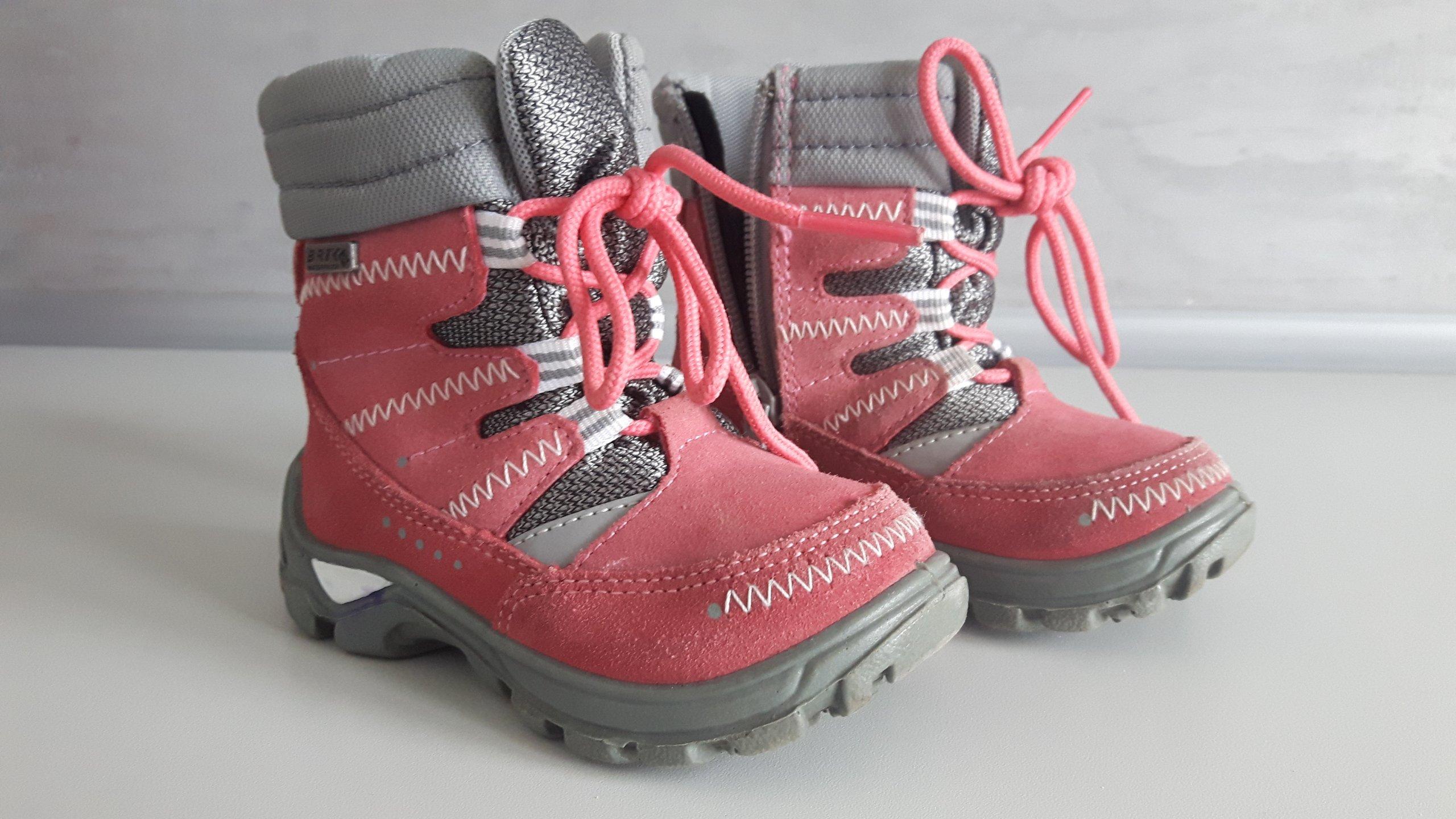 0d6273a7 Bartek dziecięce buty zimowe rozmiar 23 - 7015564851 - oficjalne ...