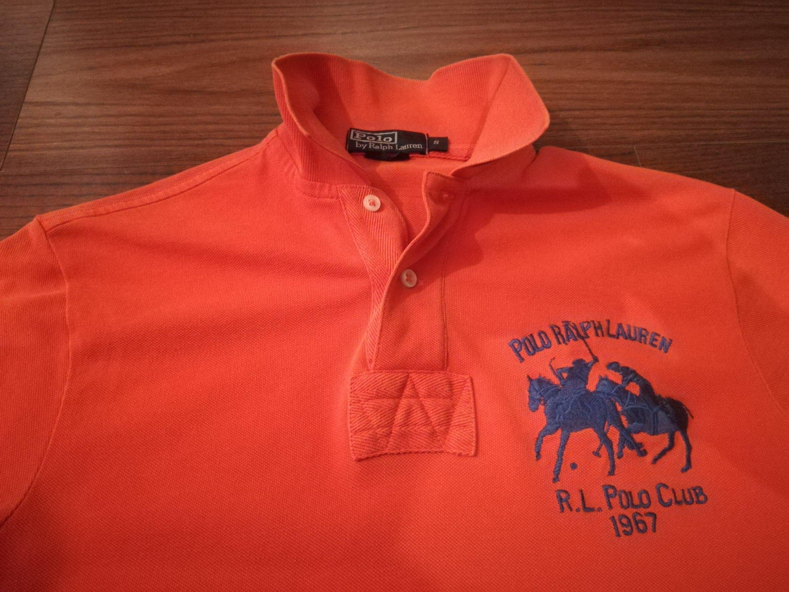 Ralph Club Polo 1967 roz sm Koszulka Lauren DHE2Y9WI