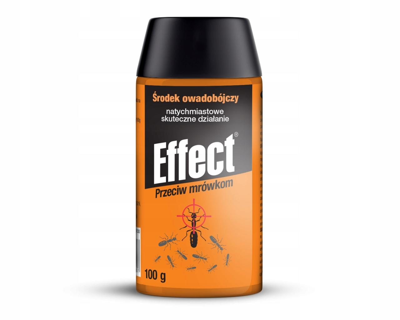 Silny Proszek środek Preparat Na Mrówki Effect 7285855040