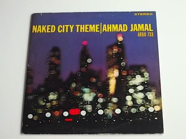 Naked city theme