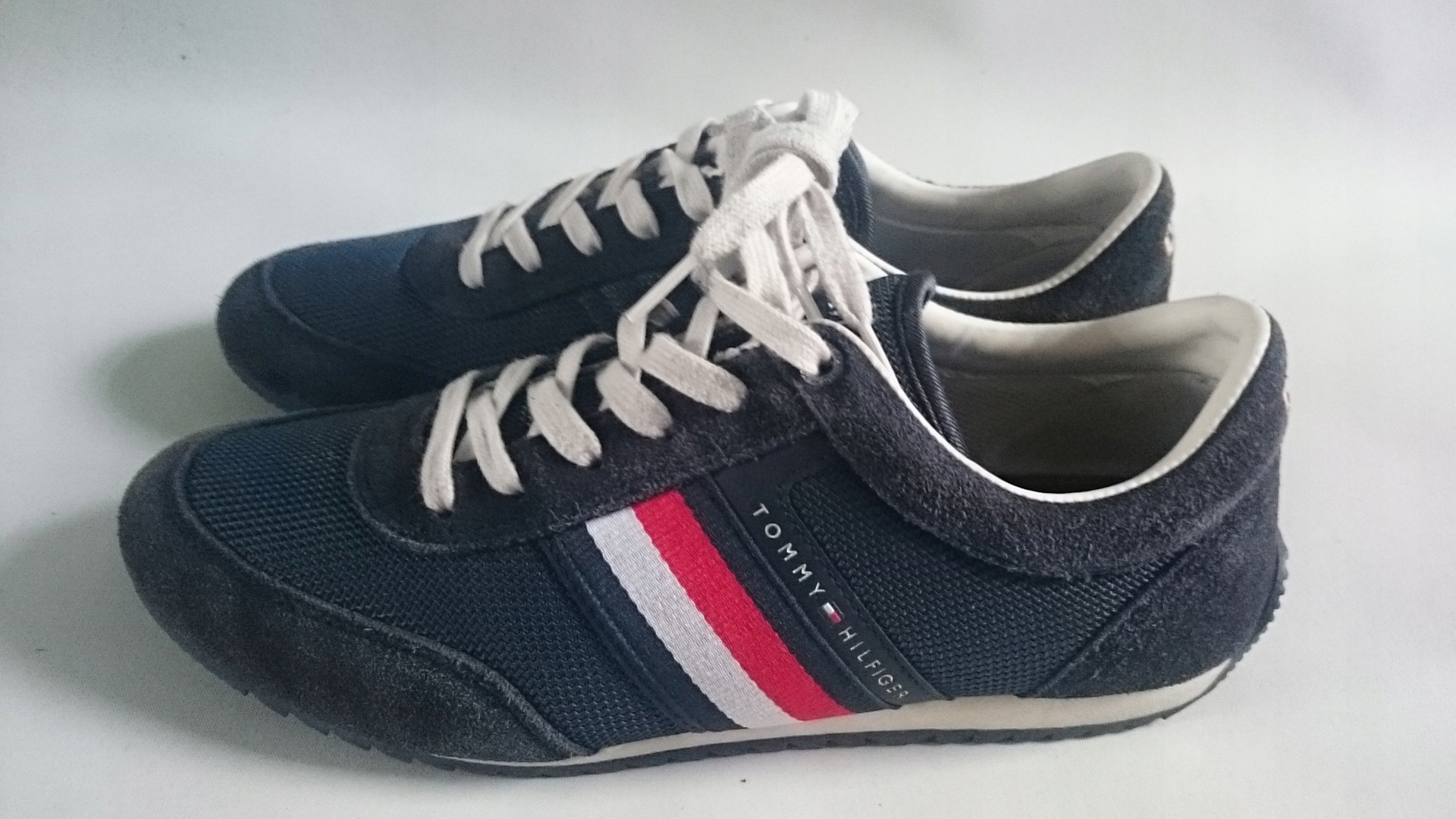 201bbd7f TOMMY HILFIGER CORPORATE MATERIAL MIX RUNNER 41 - 7636685231 ...