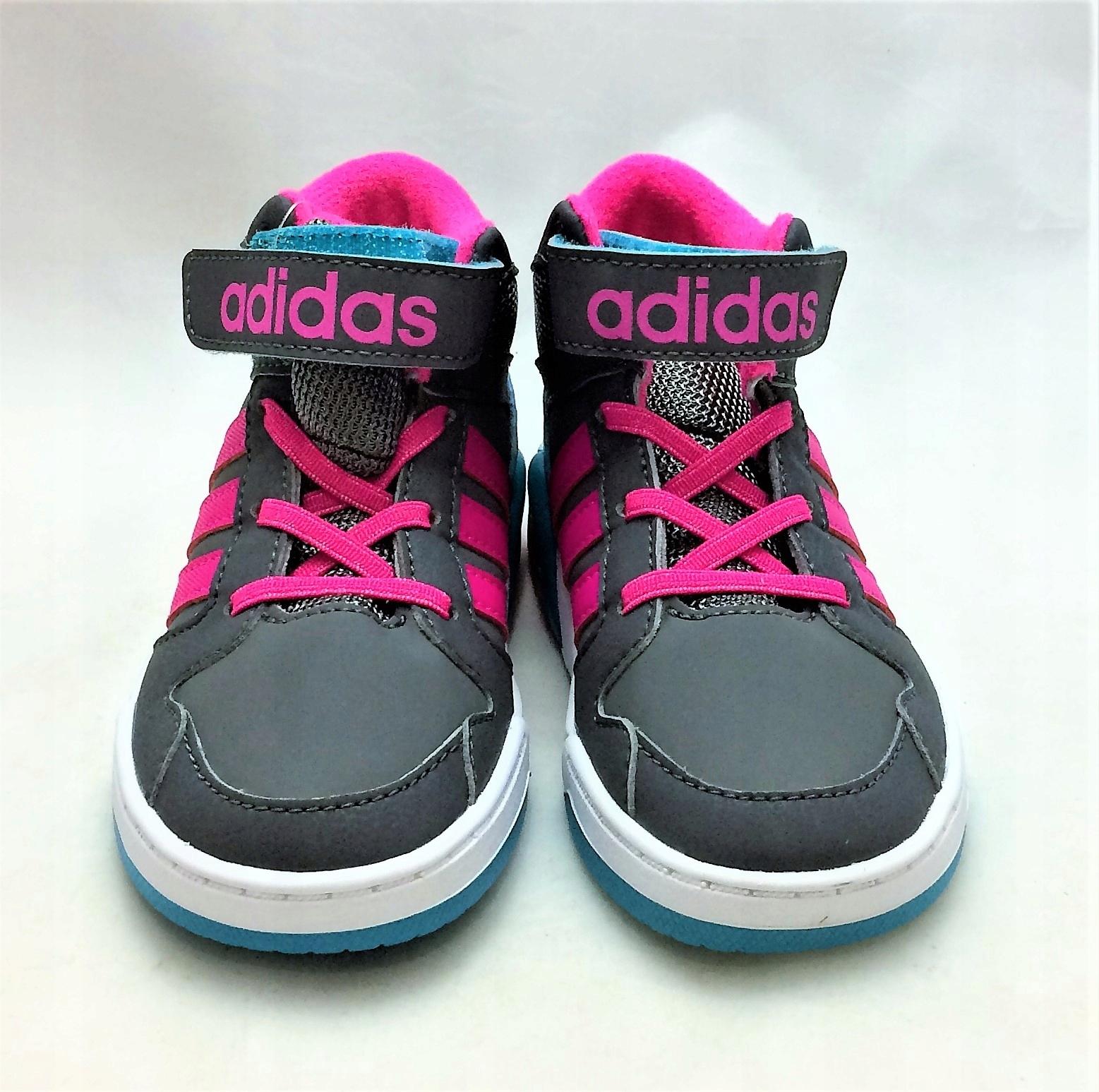 Adidas bb9tis mid inf bb9963 nowość r.26,5 Zdjęcie