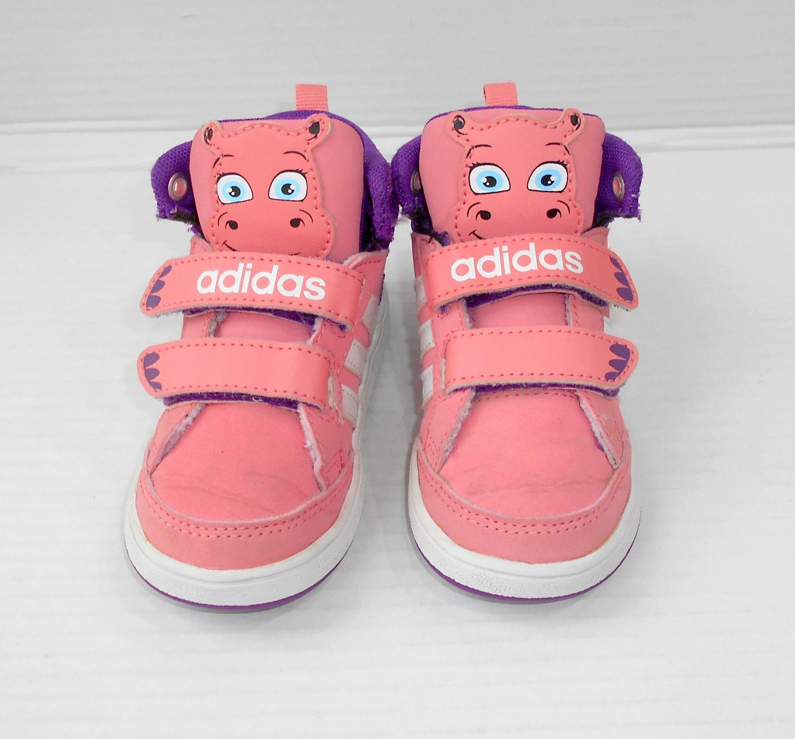 Adidasy buty sportowe firmy Adidas. Rozmiar 22. Wkładka 13,5
