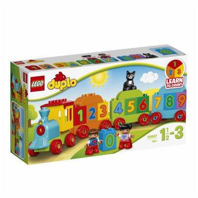 Klocki Lego Duplo My First Pociąg Z Cyferkami 6973651334