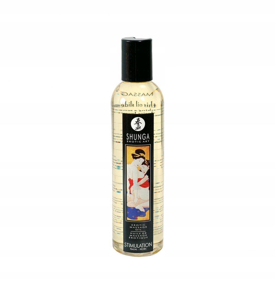 Shunga - Stimulation Massage Oil 250 ml