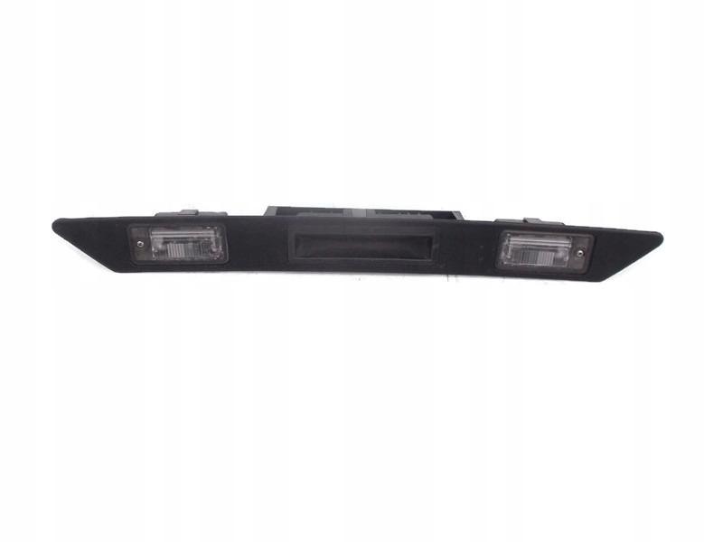 Audi A3 8p Listwa Blenda Przycisk Klapy Bagażnika 7623384538