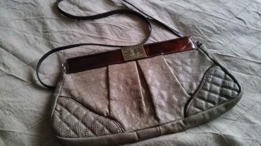 797a1189c58ff Just Cavalli torebka luksus skóra Gucci snakeskin - 7488305609 ...