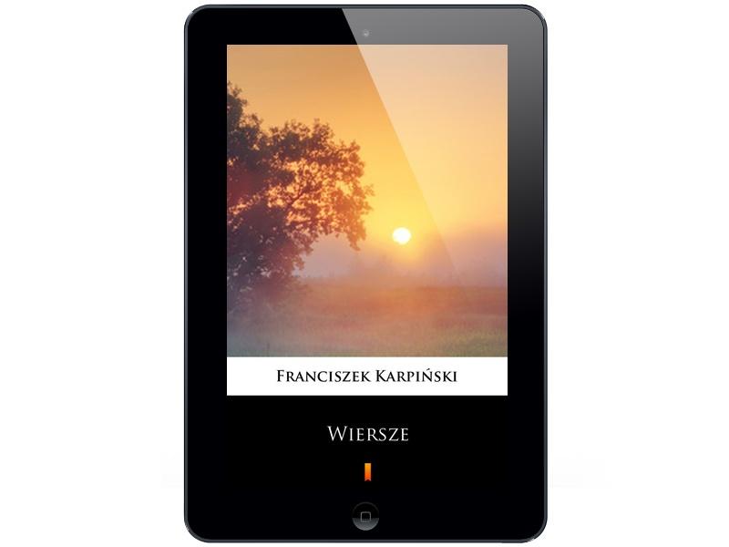 Wiersze Franciszek Karpiński 7178210248 Oficjalne