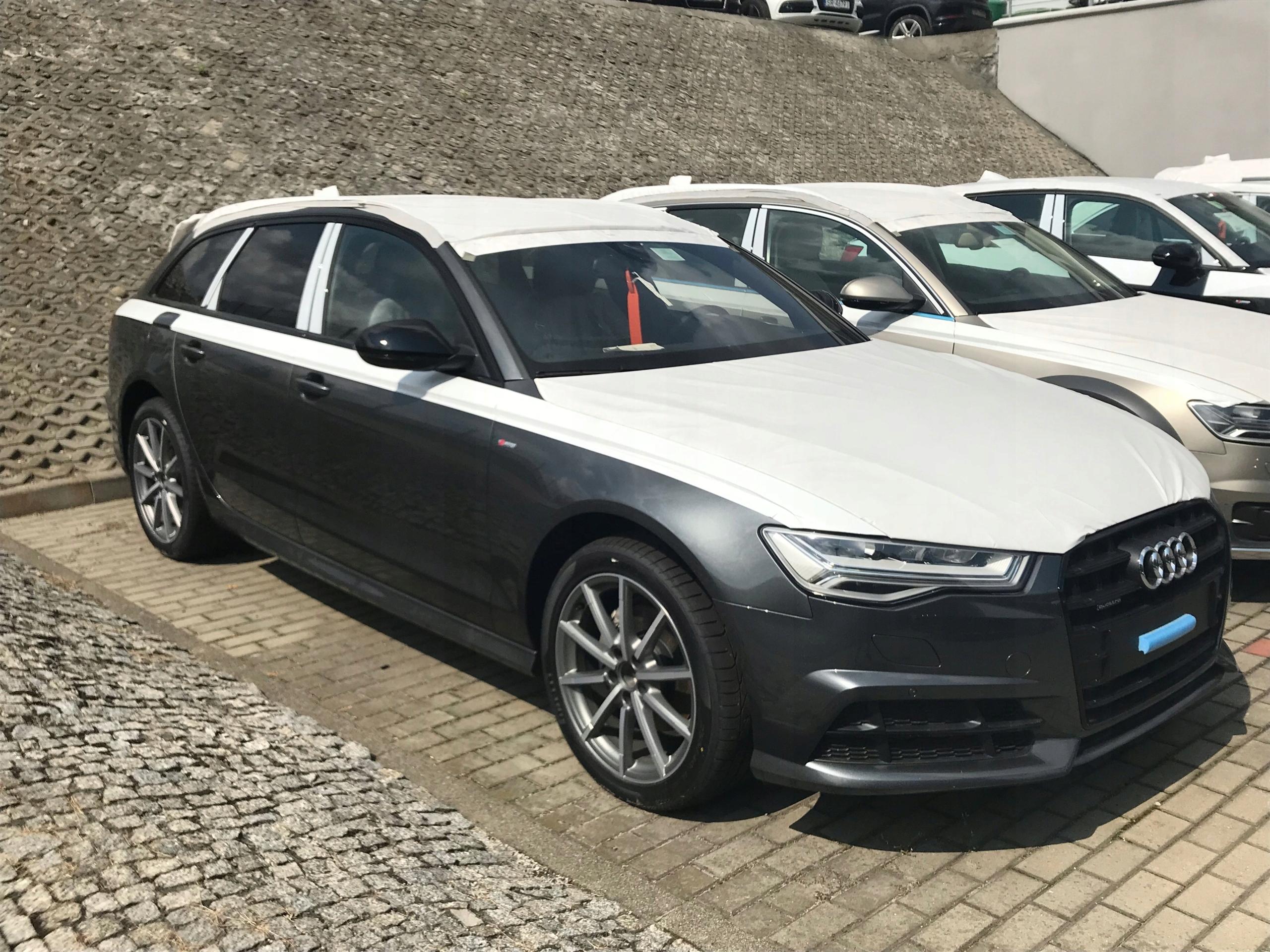 Audi A6 2018, nowe, salon polska, faktura vat 23%