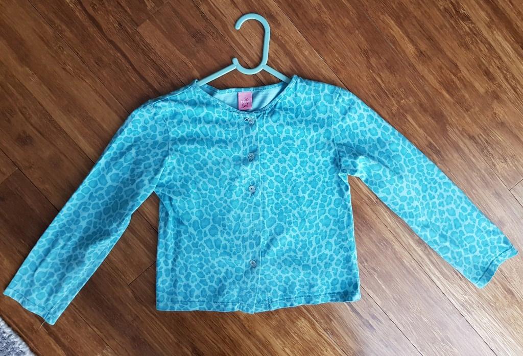 bolerko ADAMS 116 6-7 lat sweterek