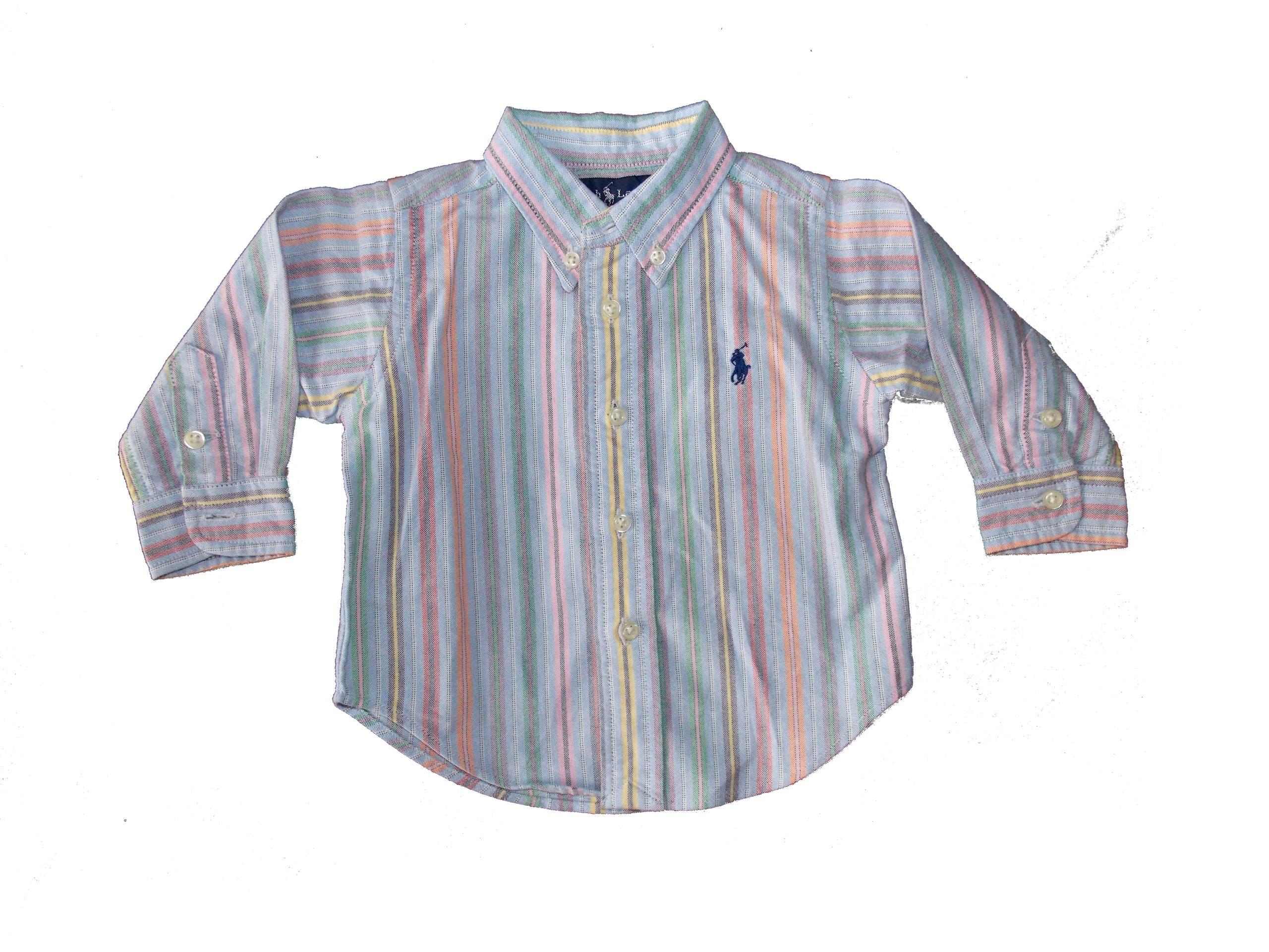 b817f3f0b RALPH LAUREN koszula w paski 74 9 m - 7014425615 - oficjalne ...