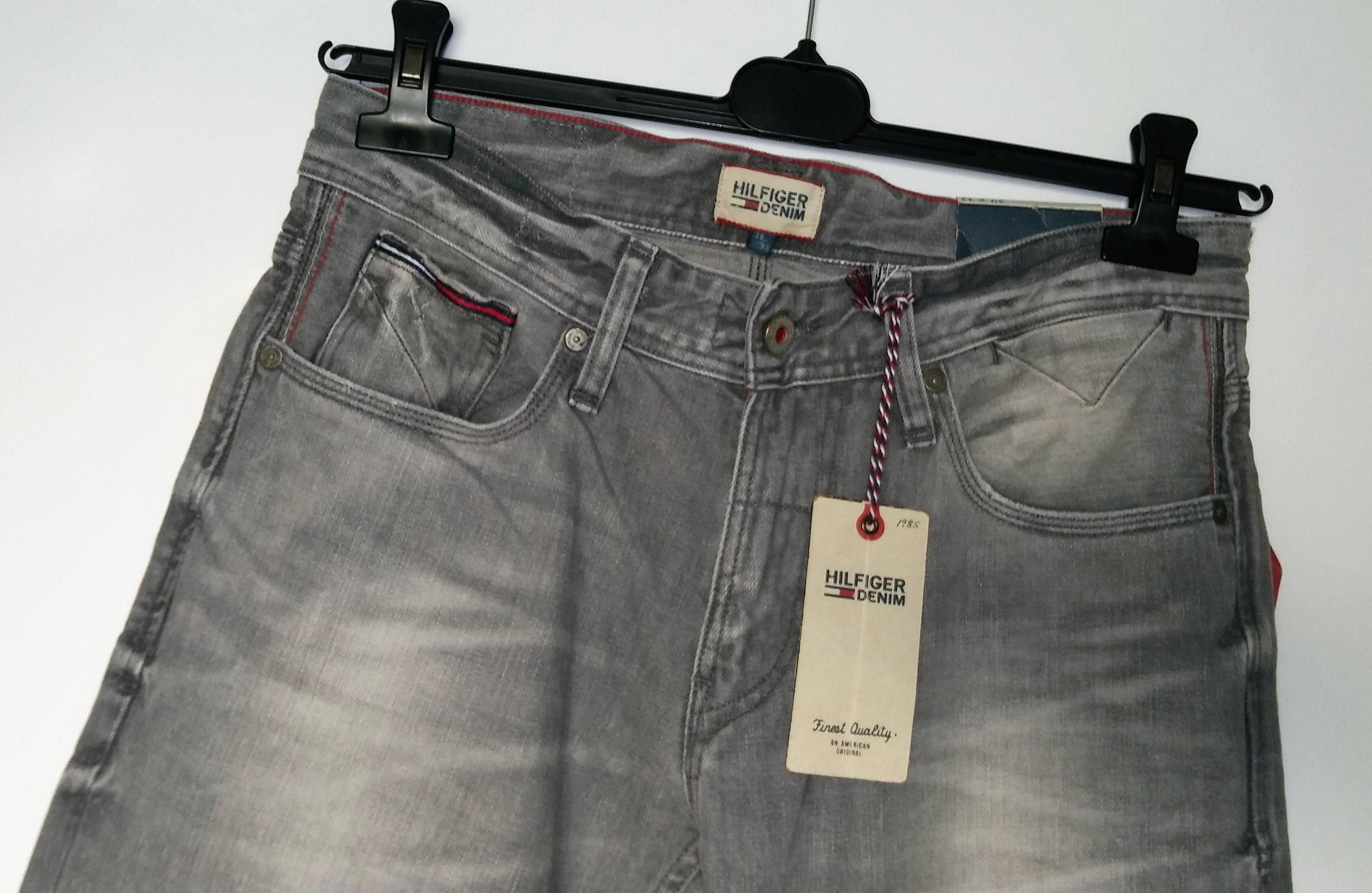 adb9251342d4c Spodnie jeans męskie Tommy Hilfiger 29 32 SALE!!! - 7107284941 ...