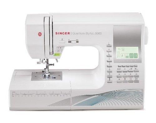 Nowość SINGER 9960 Profesjonalna Maszyna do szycia NOWA - 7405322096 CU63