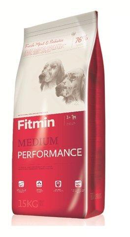 Fitmin sucha karma dla psa Medium Performance 15kg